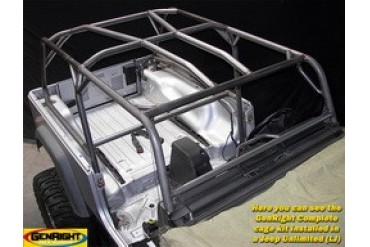 GenRight Complete Roll Cage  GRC-6001 Roll Cages & Roll Bars