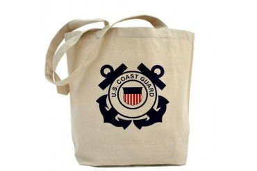 U. S. Coast Guard Coast Tote Bag by CafePress