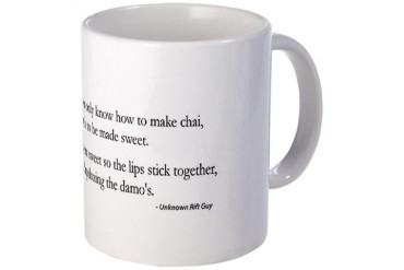 RVA Chaiboy Support Mug by CafePress