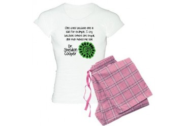 Big Bang Theory! Women's Light Pajamas