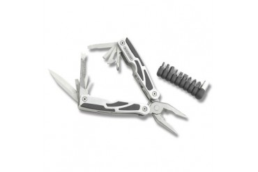 Winchester Multi-Tool with Rubber Handle Inserts and Nylon Belt Sheath - Clampacked