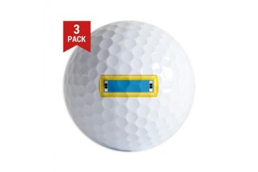 CW2 SSRI Army Golf Balls by CafePress