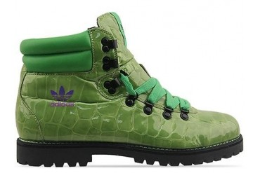 Adidas Originals X Jeremy Scott Hiking Boot in Green size 11.0