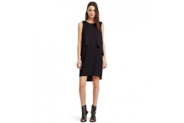 Issabelle Sleeveless Layered Dress