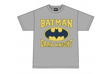 Batman Joker Dark Knight T-Shirt (Grey)