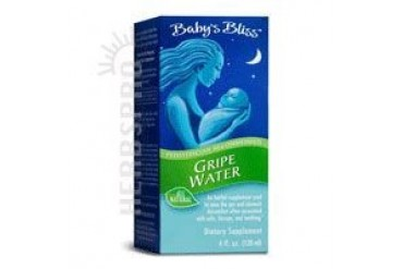 Mommys Bliss Gripe Water Dietary Supplement Liquid 4 oz