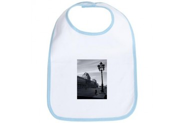 Paris Art Bib by CafePress