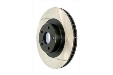 Power Slot Cryo Treated And Slotted Brake Rotor 126.67025CSL Disc Brake Rotors