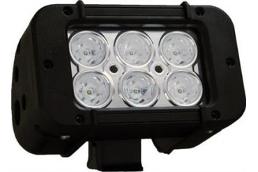 "Vision X Lighting  5"" Xmitter Prime Xtreme Wide Beam LED Light Bar XIL-PX640 Offroad Racing, Fog & Driving Lights"