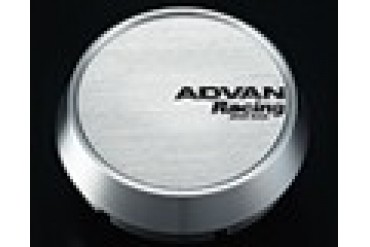 Advan 73mm Center Cap 114.3120 PCD Middle Type Silver