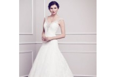 Kenneth Winston Wedding Dresses - Style 1572