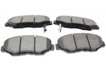 2003-2012 Honda Accord Brake Pad Set Centric Honda Brake Pad Set 105.09140 03 04 05 06 07 08 09 10 11 12