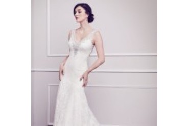 Kenneth Winston Wedding Dresses - Style 1582