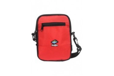 Black & Red Safety Sac Bag