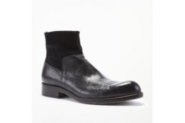 Turn Style Leather Boot