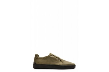 Rag And Bone Olive Suede Kent Sneakers
