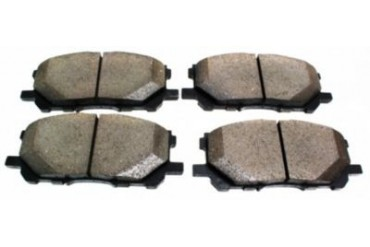 2004-2006 Lexus RX330 Brake Pad Set Centric Lexus Brake Pad Set 105.10050 04 05 06