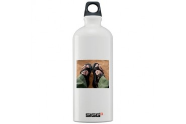 1801.JPG Art Sigg Water Bottle 1.0L by CafePress