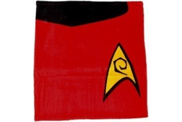Star Trek Montgomery 'Scotty' Scott Red Engineering Towel