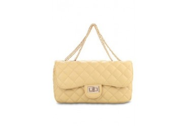 HUER Jili Chain Bag With Attached Wallet