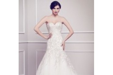 Kenneth Winston Wedding Dresses - Style 1571