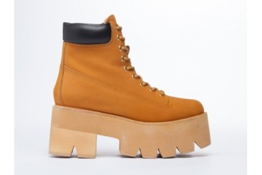 Jeffrey Campbell Nirvana in Wheat size 8.0