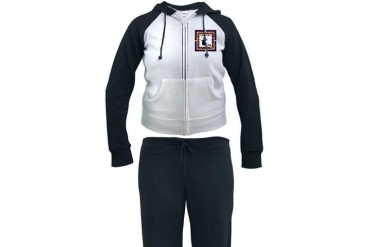 WANT A RIDE? Halloween Women's Tracksuit by CafePress