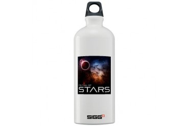Its Full of Stars Space Sigg Water Bottle 1.0L by CafePress