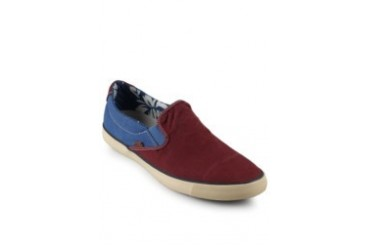 Jack & Jones JJ Surf Loafer VNT Burgundy