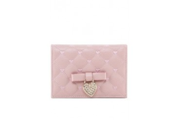Heart Card Case
