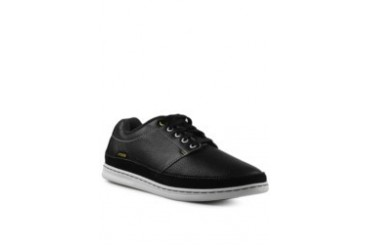 Crocs LoPro Lace-up Sneaker Black White