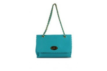 KUKI Bags Crystal Hand Bag Emerald