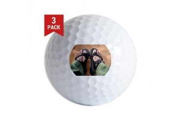 1801.JPG Art Golf Balls by CafePress