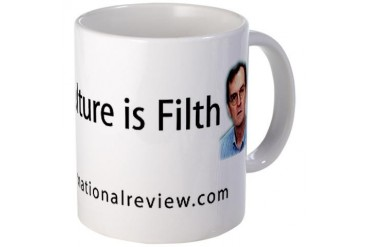 Pop Culture Is Filth Pop Mug by CafePress