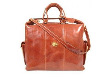 Cristoforo Colombo Collection Travel Bag