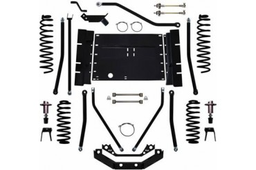 Rock Krawler 5.5 Inch X Factor Long Arm Lift Kit with 5 Inch Rear Stretch TJ55204 Complete Suspension Systems and Lift Kits
