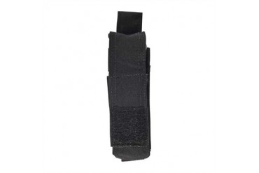 Single Pistol 9mm Magazine Pouches - Single Pistol 9mm Magazine Pouch Black