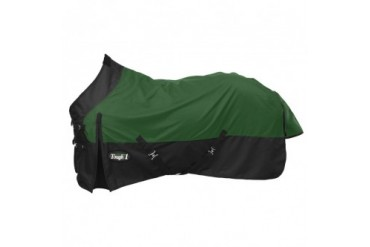 Tough-1 1200D Waterproof Horse Sheet Hunter Green 81