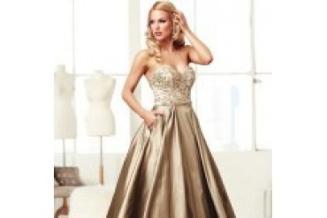 "Mac Duggal Ball Gowns ""In Stock"" Dress - Style 76587H"
