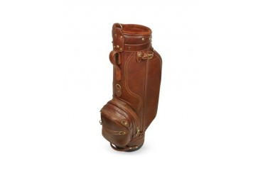 Prestige 8'' Genuine Italian Leather Golf Bag
