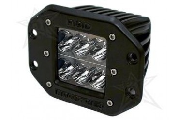 Rigid Industries M-Series Dually D2 Wide Beam LED Light 70111 Offroad Racing, Fog & Driving Lights