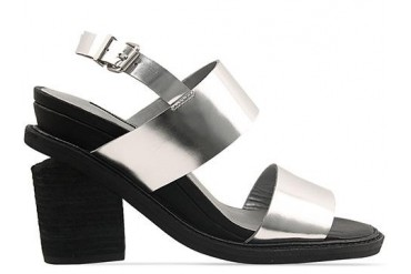 Senso Daisy in Silver Chrome size 11.0