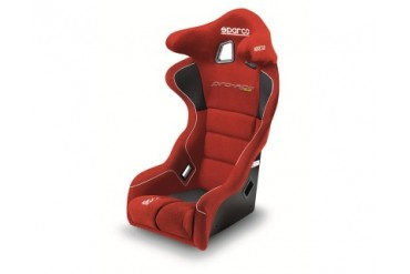 Sparco Red Pro-ADV Competition Racing Seat