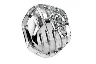 Genuine Gear Dana 44 Polished Aluminum Cover 6057P Differential Covers