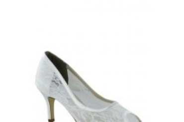 Touch Ups Shoes - Style Lupe White 4055