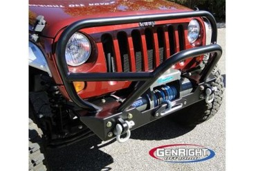 GenRight Bumper with Trail Series Stinger FBB-8200 Front Bumpers