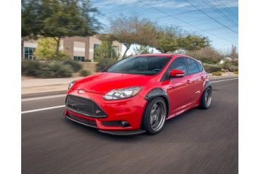 Agency Power Carbon Fiber Widebody Body Kit Ford Focus ST 2013