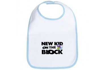 New Kid on the Block - Bib