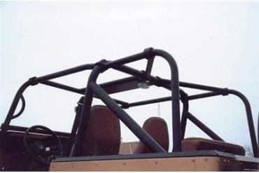 Rock Hard 4x4 Parts Rear Side and Angle Bars RH1003-A Roll Cages & Roll Bars