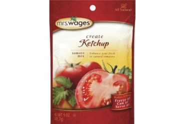 12 Pack Mrs. Wages W541-J4425 Mrs. Wages Ketchup Tomato Mix